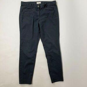 ANN TAYLOR LOFT Gray Marisa Pants Size 12